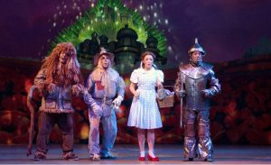 Music Theater Wichita wizard of oz